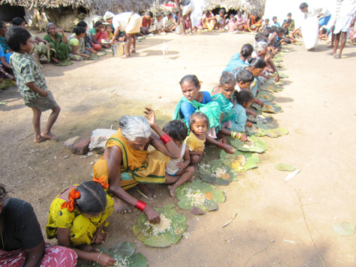 Update on Food Relief Programs in Andhra Pradesh