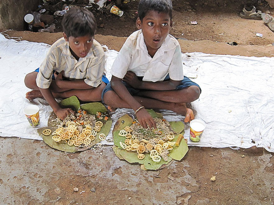 Five years of food distribution in andhra pradesh by the for Andhra pradesh cuisine